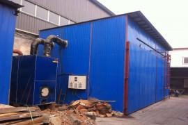 木材烘干机原理 木材烘干机设备工作原理