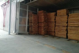 木材除湿干燥烘干解决方案