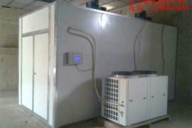 空气能热泵烘干机_烘干房