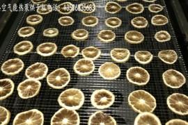 空气能柠檬片烘干机