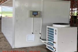 热泵烘干机因为拥有这些优势而成为热门