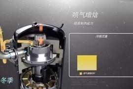 制冷压缩机喷气增焓技术的相关知识