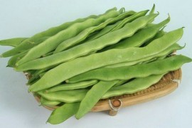 扁豆烘干工艺
