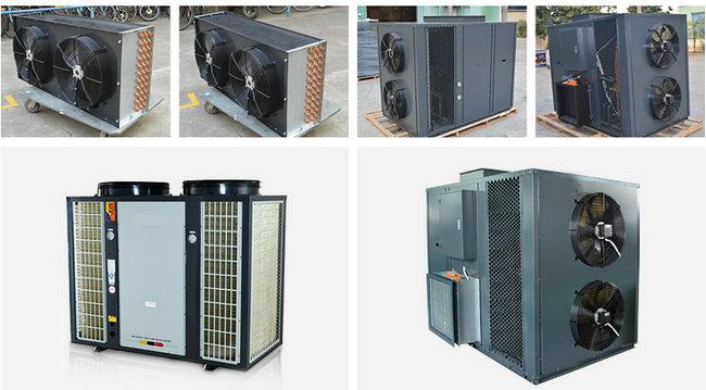 空气能热泵烘干产品