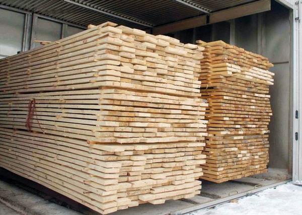 木材干烘干工艺
